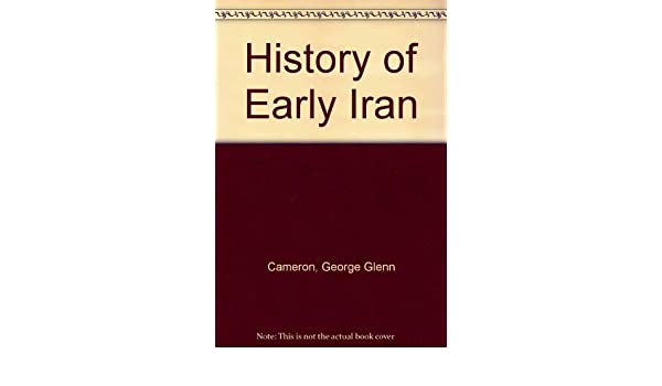 History of Early Iran
