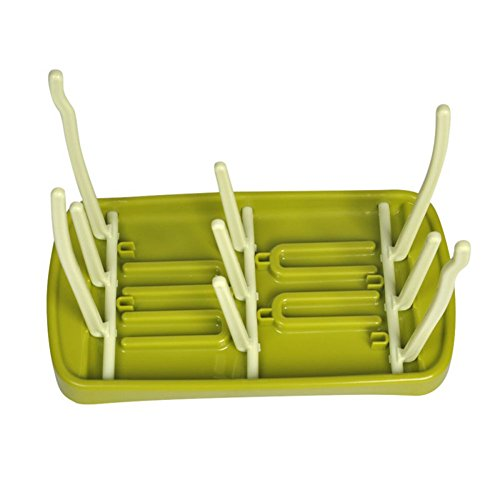Bottle Drying Rack Baby, Multipurpose Countertop Drainer for