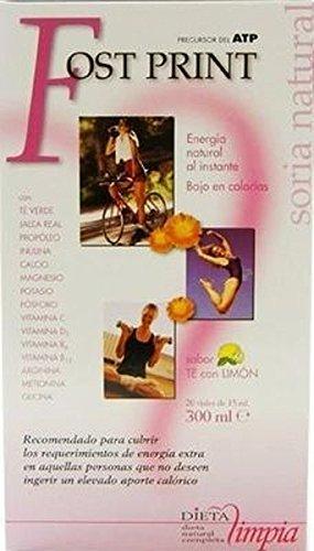 Soria Natural Fost Print Light - 20 Unidades: Amazon.es: Salud y cuidado personal