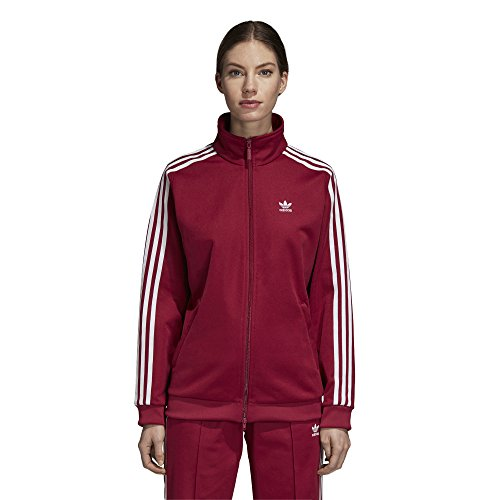 (adidas Women's Originals BB Track Top Mystery Ruby dh3193 (Size L))