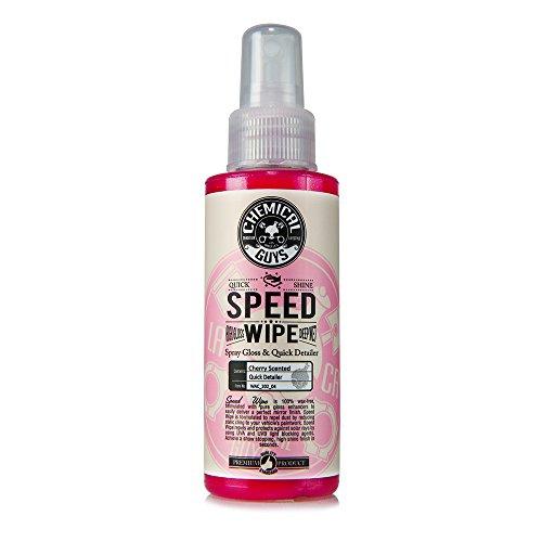 Chemical Guys WAC_202_04 Speed Wipe Quick Detailer (4 oz)