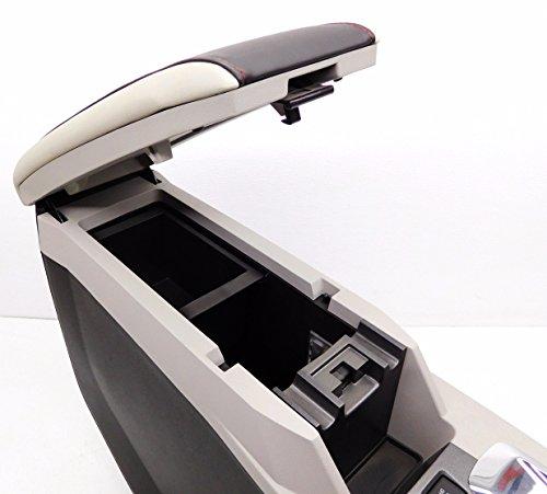 New OEM GMC Terrain 3.6L Floor Console Cream/Brownstone W/ Shift Knob 23157428 by GMC (Image #4)