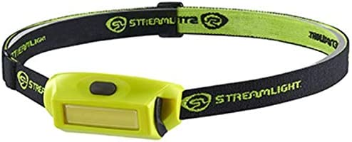 Hat Clip /& Elastic headstrap Black Box Streamlight 61715 Bandit Pro Includes USB Cord