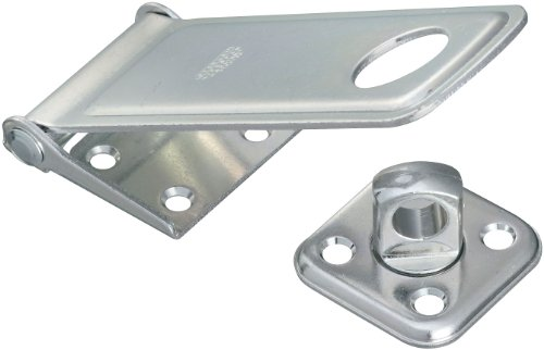 Stanley Hardware S511-800 911 Rotating Post Safety Hasp in Zinc plated