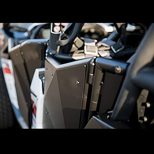 New! All Aluminum Canam Maverick MAX Doors by BLINGSTAR 2013-2019 (All Models)