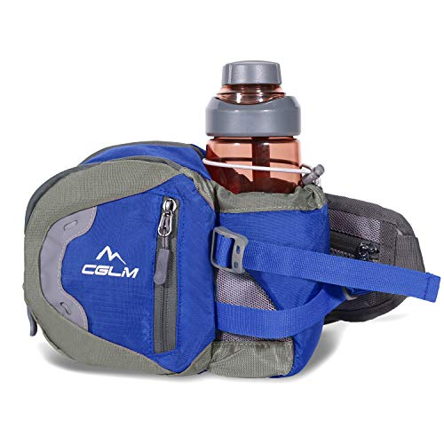 CGLM Hiking Waist Bag Running Waist Pack ()