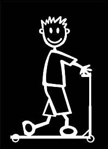 My Stick Figure Family - Mis Pegue la figura familia de ...