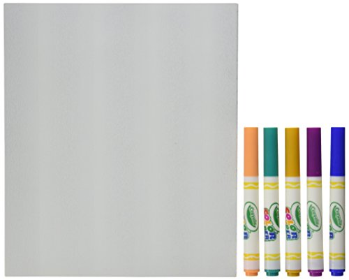 Crayola Wonder Metallic Coloring Markers