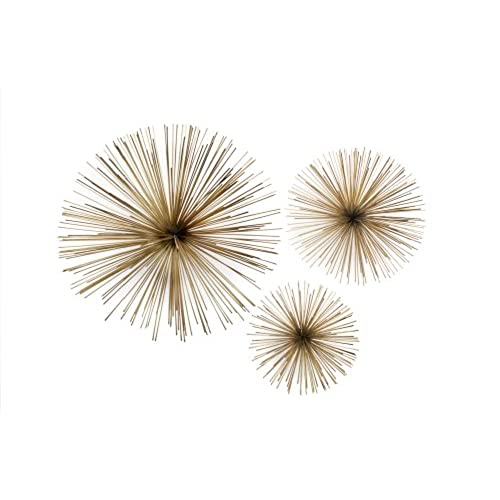 Twou0027s Company Wall Flowers, Set Of 3