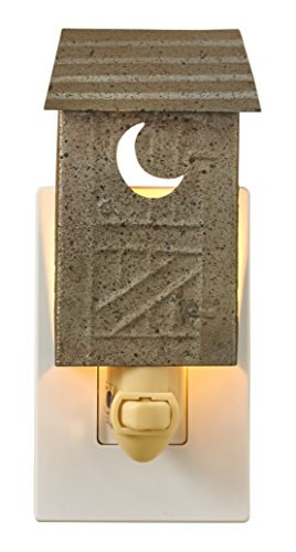 Outhouse Designs (Park Designs Outhouse Night Light)