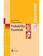 Probability Essentials