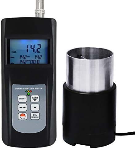 Chuiouy LDS-1G Grain Moisture Meter Coffee Been Rice Corn Rice ...