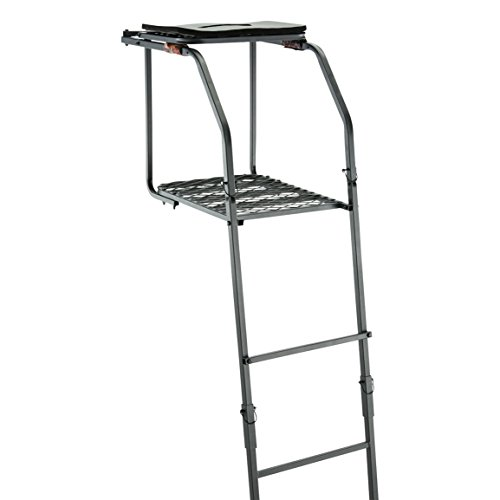 Guide Gear 18' Archer's Ladder Tree Stand - Ladder Stand