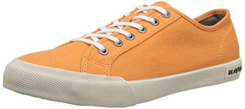 Seavees Mens Baja Slip-on Tangerine