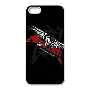 Metallica For iPhone 5, 5S Cases Cover Cell Phone Cases STL557326