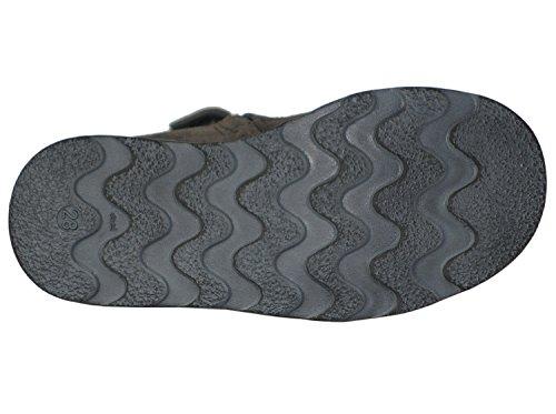 clic! CL-8043 DE Stiefeletten Boots für Mädchen Grau (Grafito)