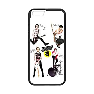 "Carcasa de protección para IPhone6 6S (4,7 """"), funda, 5SOS IPhone6S IPhone6 Case, iphone, 6S-Funda trasera de TPU para iphone 6, 6S, 6S iphone 6 y iphone Case Cover"
