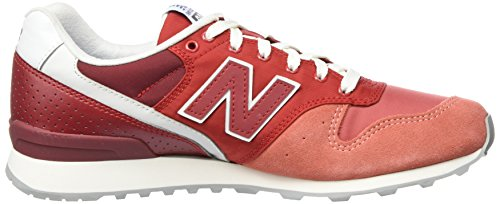 Nuovo Equilibrio Damen Wr996ia Low-top, Rot, 40,5 Eu