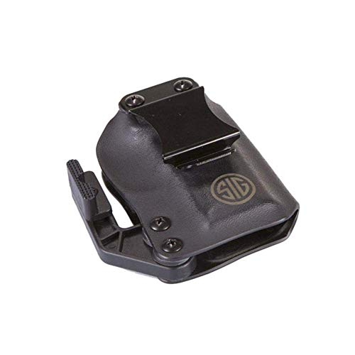 Sig Sauer Appendix Carry P365 Right Hand Black Holster (HOL-365-APX-RH) (Best Appendix Carry Holster)