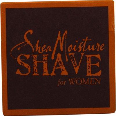 Shea Moisture – Coconut Shave Butter, 6 oz cream, Health Care Stuffs