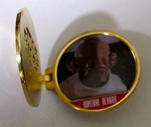 Disney Parks Star Wars Weekends 2014 Limited Release Admiral Ackbar Mystery Pin