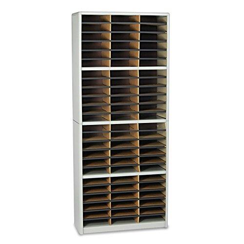 72 Compartment Literature Sorter - 1