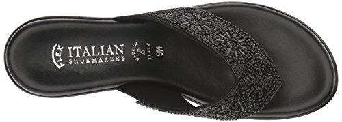 Pictures of ITALIAN Shoemakers Women's Lumene Wedge Sandal 5790S8X 2
