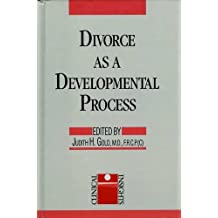 Divorce as a Developmental Process