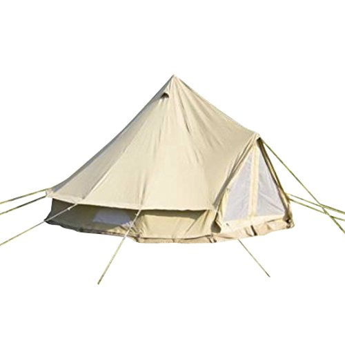 投げる呼吸する有力者キャンバスキャンプ シブレー400プロテック グランドシート付