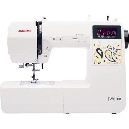 janome 100 stitch sewing machine - 2