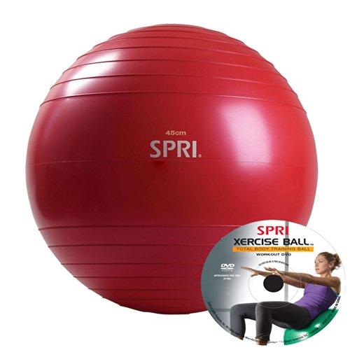 SPRI 05 58675 P Xercise Balance Ball