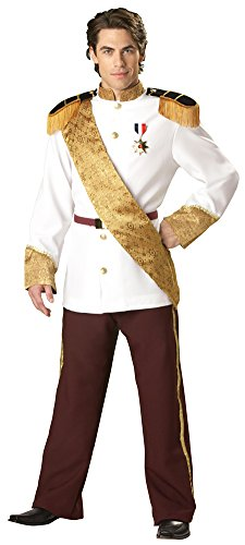 Sexy Prince Charming Costumes (Prince Charming Costume - Large - Chest Size 42-44)