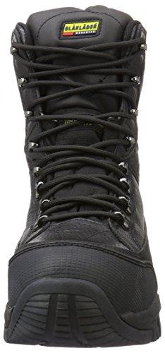 Blakläder 24473905990044 Chaussures de sécurité haute Thinsulate Taille 44 Noir