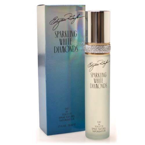 White diamonds sparkling for women eau de toilette spray 17 ounce