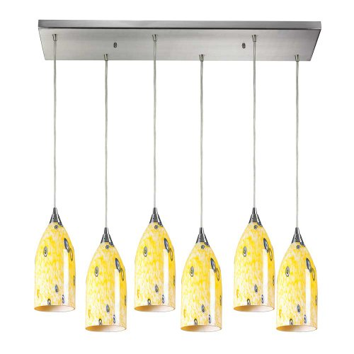 Verona 6 Light Pendant - 6