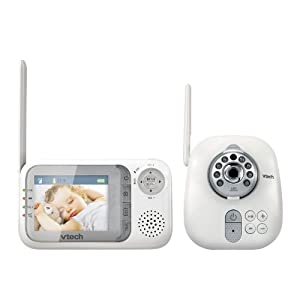 VTech VM321 Safe & Sound Video Baby Monitor with Night Vision