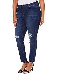 ifidex Eletina Juniors Plus Hide Your Muffin Top Denim Jeans