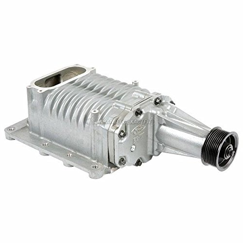 Genuine OEM Remanufactured Supercharger For Ford F-150 Lightning SVT - BuyAutoParts 40-10007R (Ford F-150 Supercharger)