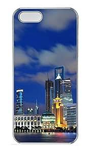 iPhone 5 5S Case Shanghai China PC Custom iPhone 5 5S Case Cover Transparent