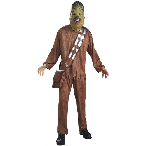 Star Wars Chewbacca Adult Costume (X-Large) (Star Wars Chewbacca Costume)