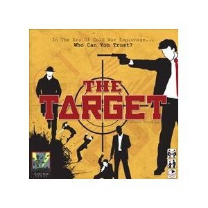 Price comparison product image The Target Card Game