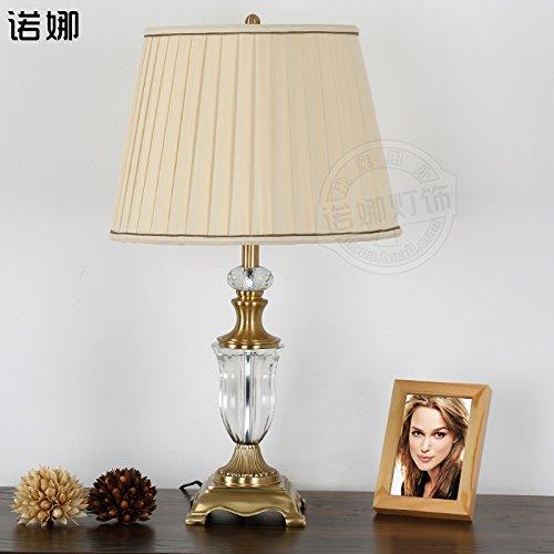 Tischleuchte Tischleuchte Tischleuchte Tischlampe Lampe,moderne neben High-end Kupfer Bettseite  Hotel  Wohnzimmer Tischlampe , c B01JCVRF5U | Schöne Farbe  1ce15f