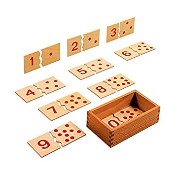 Beleduc Number Puzzle 1-10