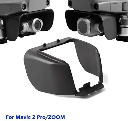 ACHICOO Lens Hood Sunhood Updated Sunshade Protect Gimbal Camera for D-J-I MA-VIC 2 Pro//Zoom Quadcopter Camera Drone Accessories