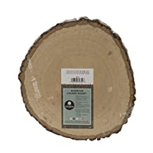 Walnut Hollow Basswood Country Round Plaque, 11 by 11 by 1-5/8-Inch