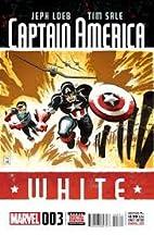 Captain America White #3 (of 5) Comic Book