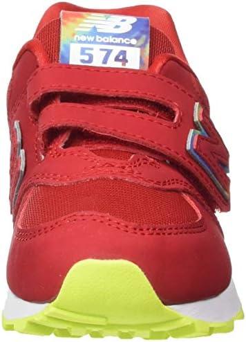 new balance 574v2 rosse