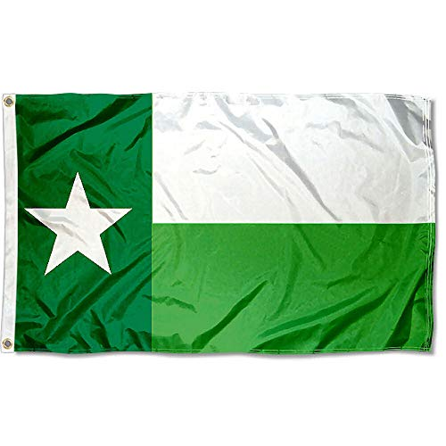 College Flags and Banners Co. North Texas Mean Green UNT Texas State Flag (Unt Flag)