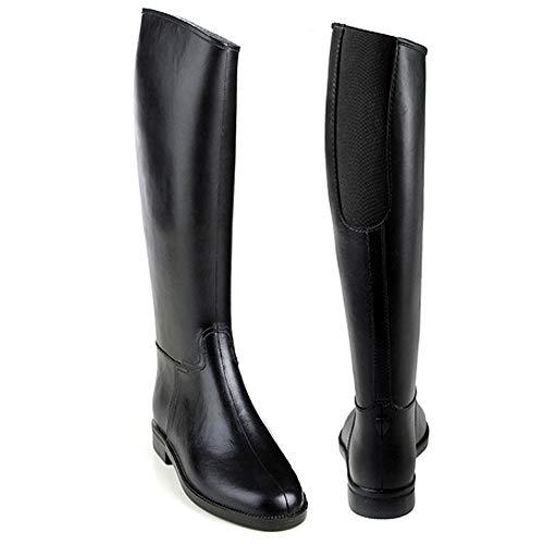 EquiStar Cadet Flex II Rubber Boots - Kids - Size:34 Color:Black