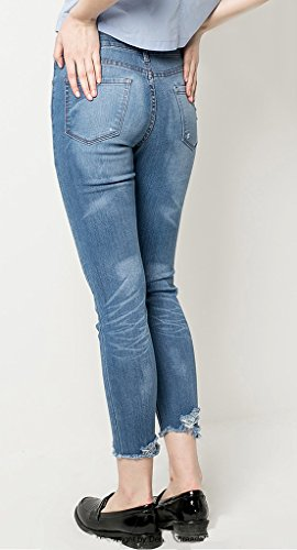 Lixmee - Pantalón - para mujer _11Blue